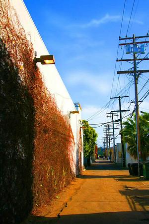 Улочка San Diego.2007.