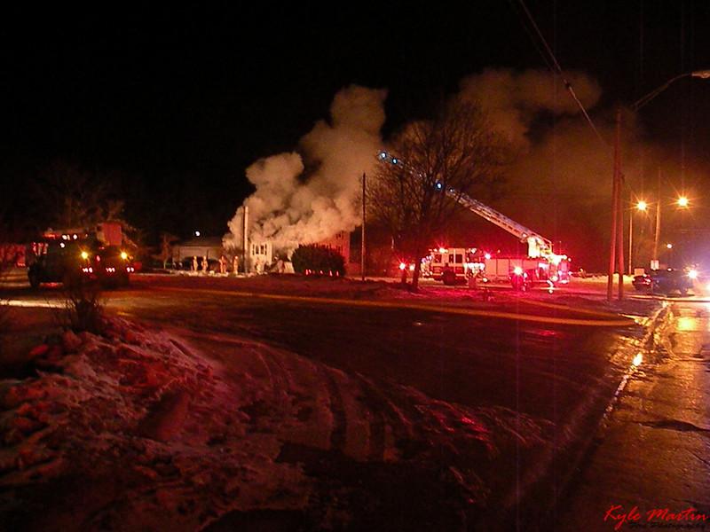 10 010710 Wilder House Fire