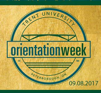10-09-2017 ~ Orientation Week Grande Finale