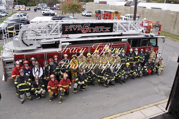 10-19-14 Bergenfield Fire Training Center