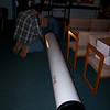 10 inch Refractor Renovation :   The 10 inch D&G refractor was in need of some renovations.  Please note: Amateur  Astronomers of Pittsburgh own this telescope. I found issues with this telescope mount which was purchased new from Joe Nastasi at Parrallax Instruments. Joe did not fix theses issues and I continued an investigation on this matter. The organization spent $ 25,000 on this Parrallax HD 300 mount which is junk. Joe does not appear to be a man of his word to support his product. However the Amateur Astonomers of Pittsburgh decieded to have me expelled from the organization in my attempts to help them fix the problems encountered!!  I do not support their organization any longer due to the politics of Tom Reiland of the AAAP.org or members of the organization who do not understand nor believe in the fairness that the telescopes & their appropiate mountings should work to a professional standard or be brought up to standard. Remember we spent 25K on this and it should work properly!! - Al Paslow