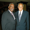 ESP President Everett Glenn and California State University at Fullerton President Milton A. Gordon