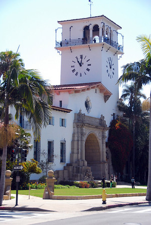 Red Tile Walking Tour Santa Barbara