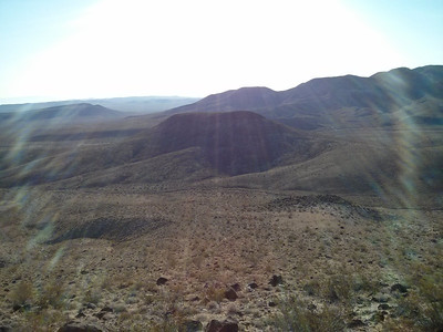 1010 Yards Steel In The El Paso Mountains - April 5, 2014