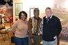 """Cheryl Davis, Charlie """"Whip"""" Davis, Tommy John<br /> Indiana Baseball Hall of Fame, Jasper, IN<br /> Oct. 10, 2009"""
