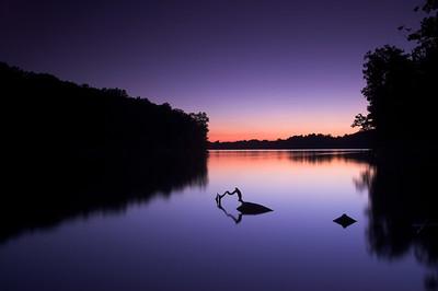 Night Landscapes