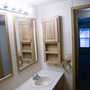 Double Sinks in Master Bathroom