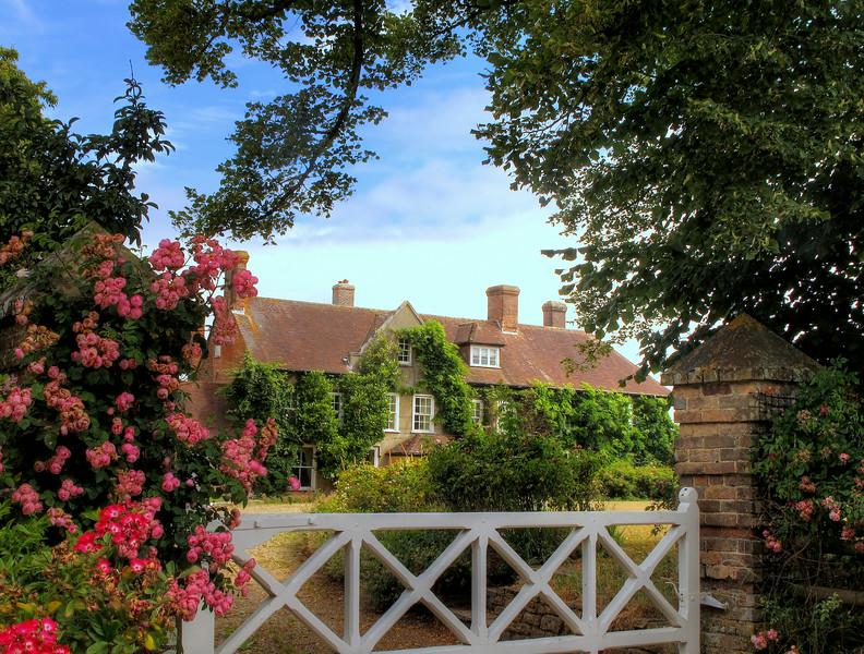 Knighton House.