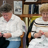 Knitting Group - ©David Shapiro 2011