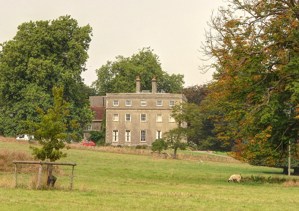 Whatcombe House near Winterborne Witchurch