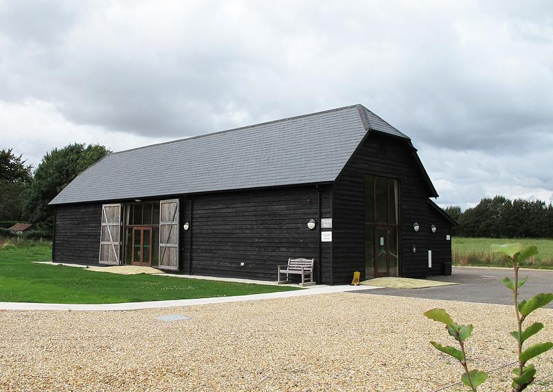 The attractive Horton and Chalbury Village Hall