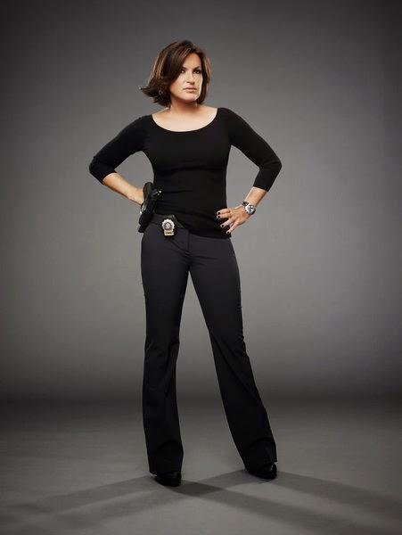 . LAW & ORDER: SPECIAL VICTIMS UNIT: Pictured: Mariska Hargitay as Detective Olivia Benson  (NBC)