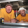 Rick Torres and Phillip Goldsborough of Longshot Lobsta.