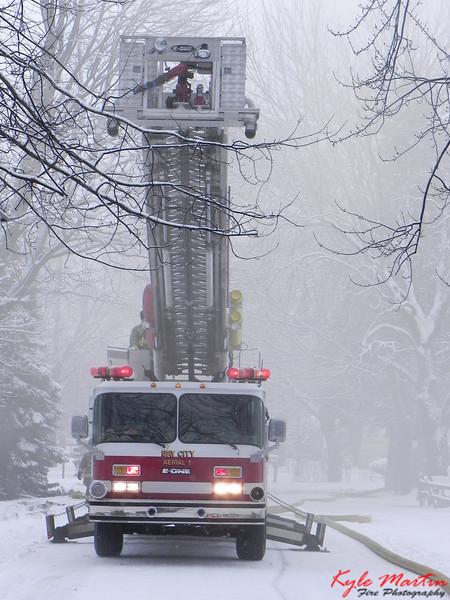 12 011312 Woodbridge Structure Fire