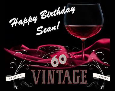 12-05-2018 ~ Sean's 60th Birthday
