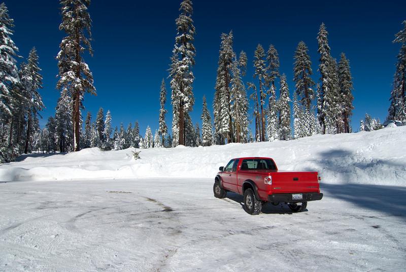 The Snow Play Area atop of Tammarack Ridge pic2