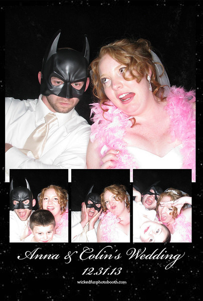 12-31 Gibbet Hill - Photo Booth