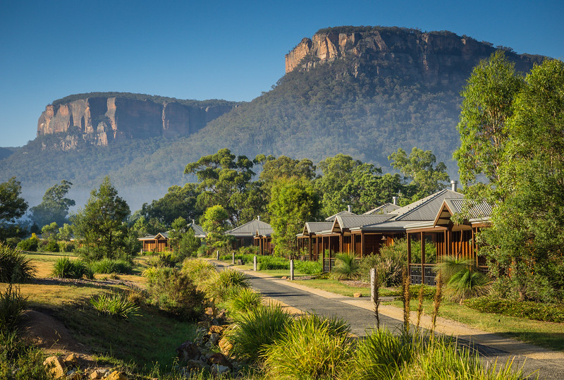 Blue Mountains, Wolgan Valley Resort