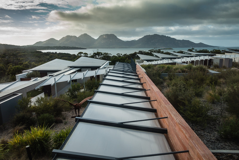 Saffire Lodge, Freycinet National Park