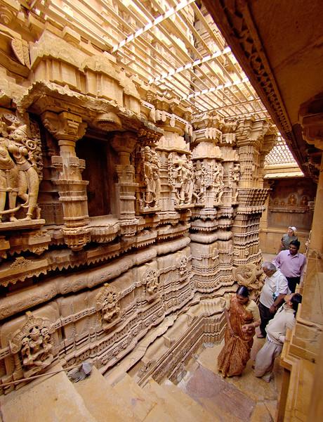 Jaisalmer 12th C Jain Temple