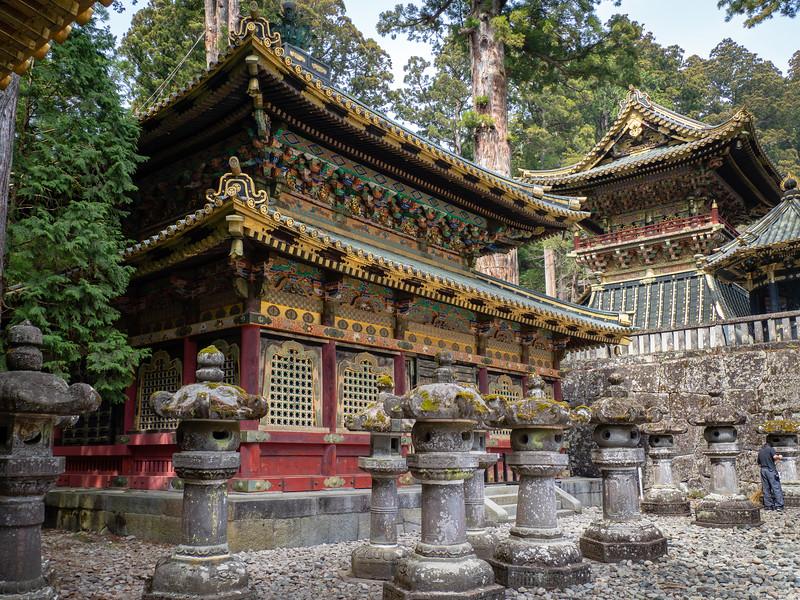 Tosho-gu Shrine (17C) in Nikko