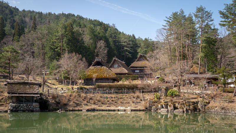 Takayama, Hida-no-Sato Folk Village