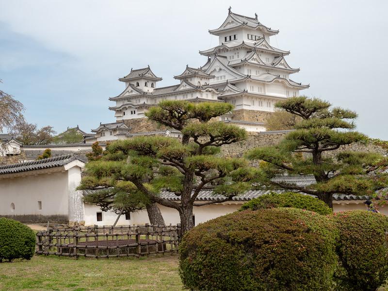 Himeji Castle (White Heron Castle 17C)