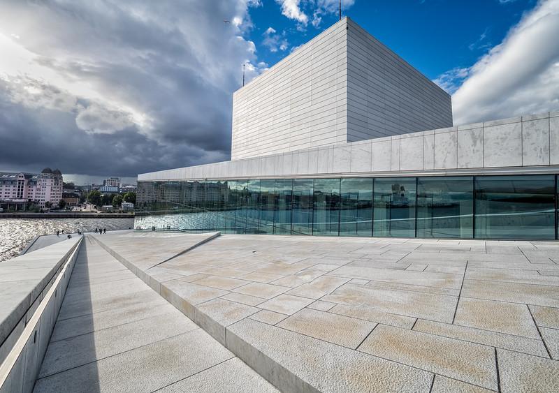 Oslo Opera House (2008)