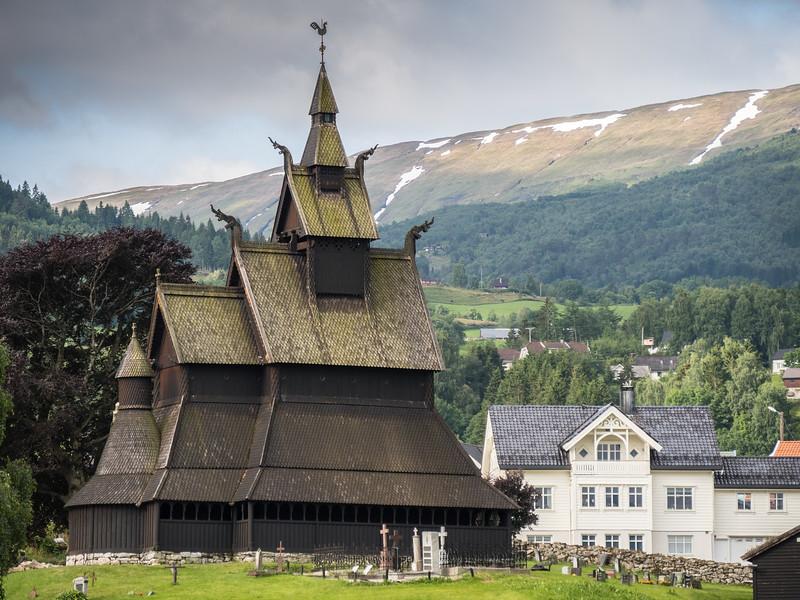 Hopperstad Stave Church (1130), Vik