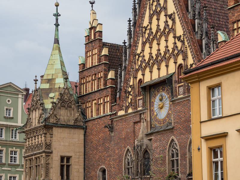 Wroclaw Town Hall (1580)