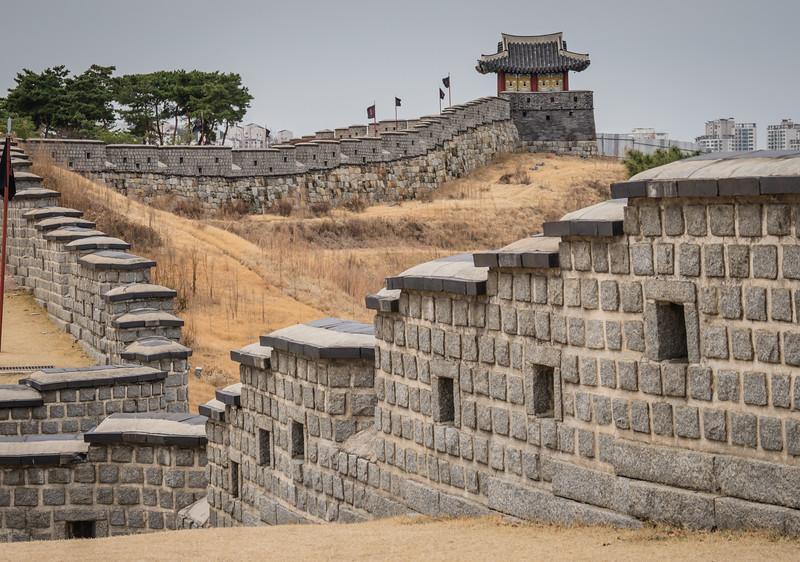 Suwon, Hwaseong Fortress (1796)