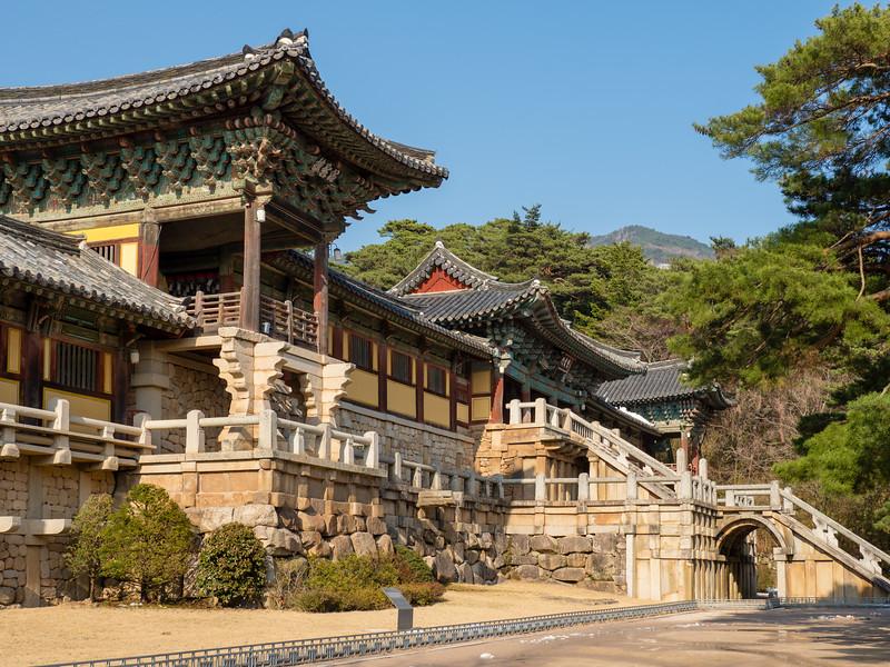 Gyeongju, Bulguksa Temple