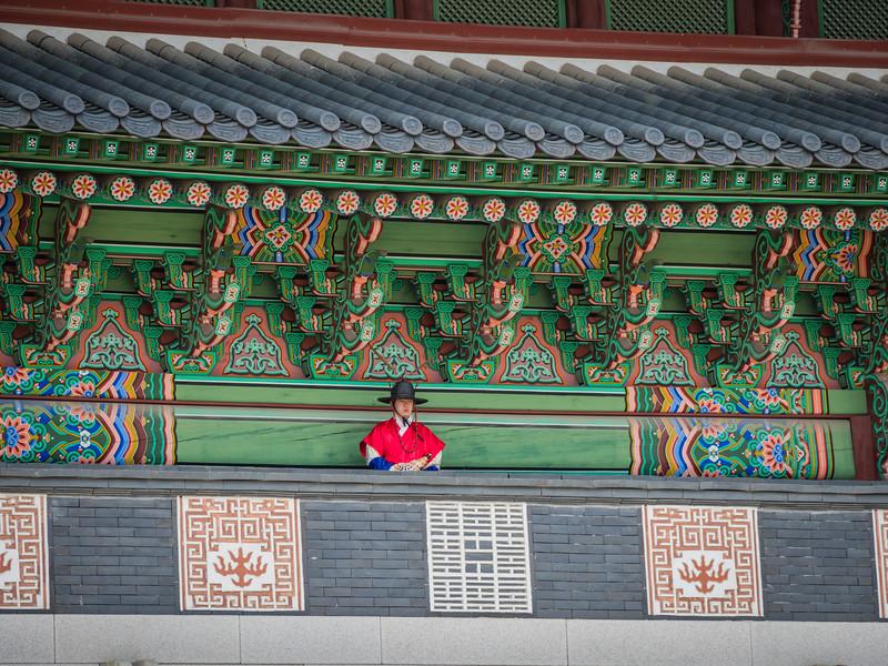 Seoul, Gyeongbokgung Palace (1395)
