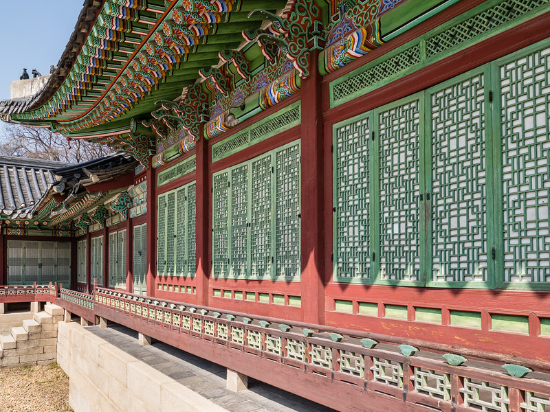 Seoul, Changdeok Palace (1405)