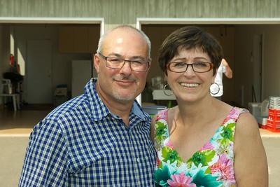 """""""Marriage de Claudette et Léo-Paul le 19 juillet 2014"""""""