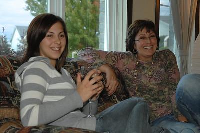 Fête Megan 10 ans 2010