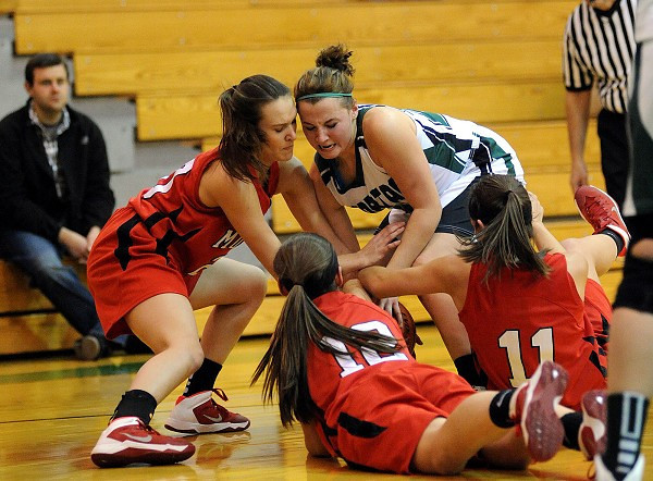 Girls High School Basketball: Mohawk vs. Laurel