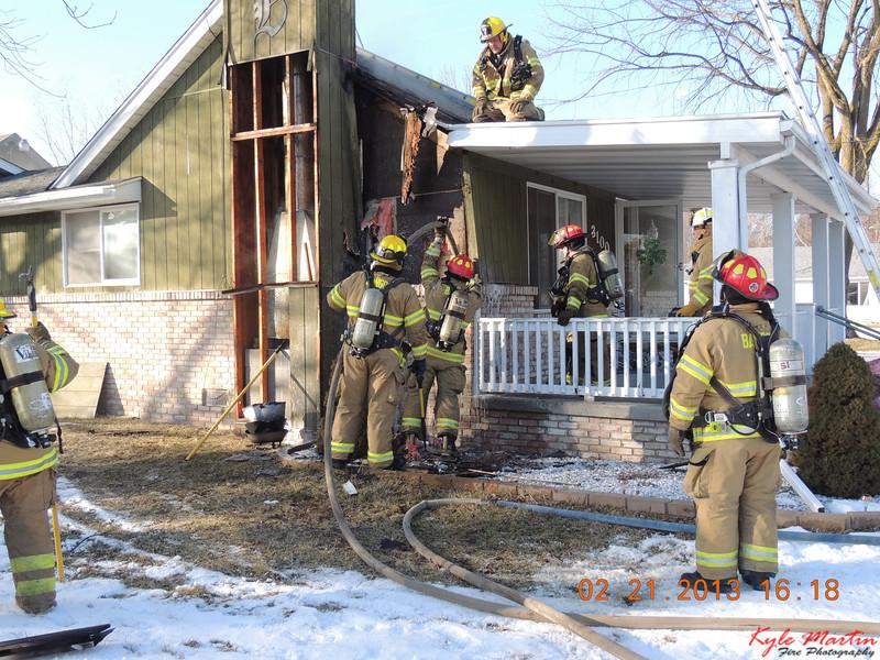 13 022113 House Fire