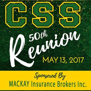 13-05-2017 ~ CSS 50th Reunion