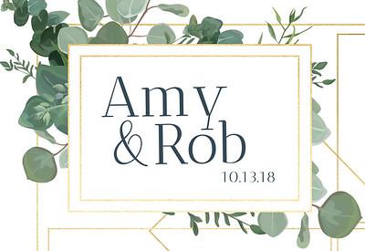 13-10-2018  ~ Amy & Rob Wedding