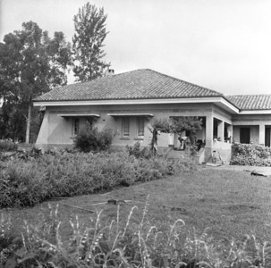Het huis in Ruhengeri.