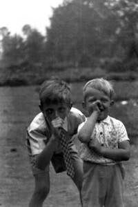 Jan en Paul.