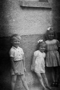 Paul, Agnes en Lutgarde.