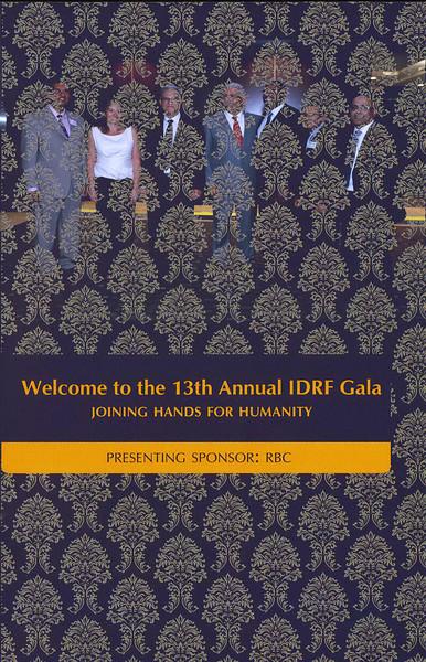 13th Annual IDRF Gala