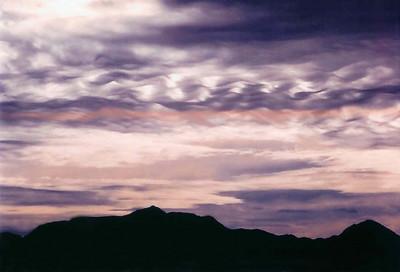 Небо над Лас Вегасом .2003
