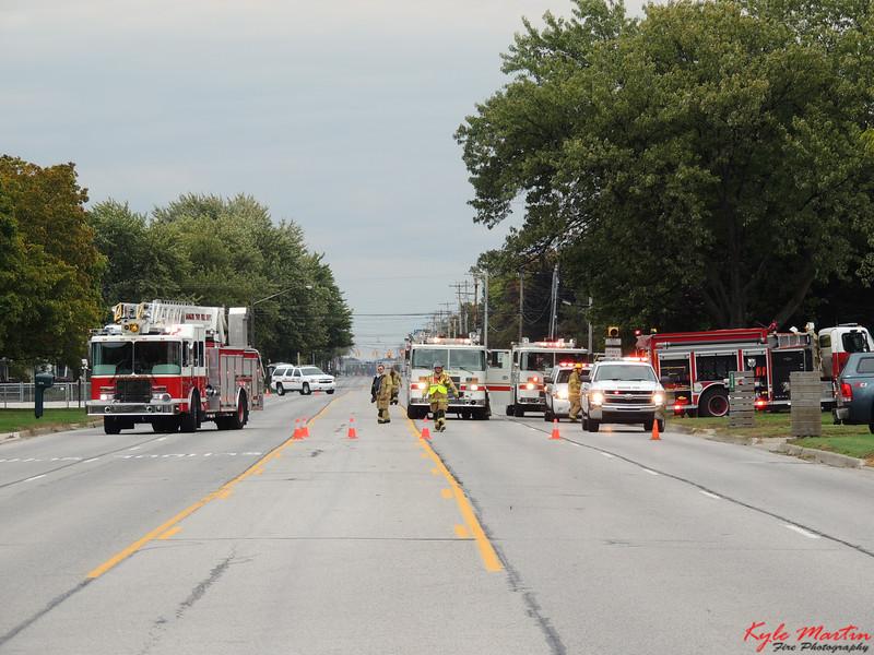 14 100514 - Wilder Road Structure Fire