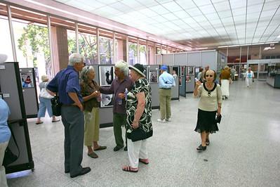 Персональная фотовыставка Л.Пикуса в Здании Администрации города San Diego.1-14 июля 2008.                        Фото Leo Gendelman