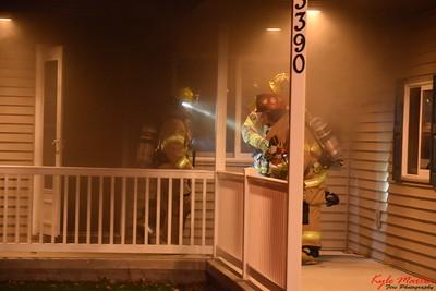 15 102015 BTFD Basement Fire