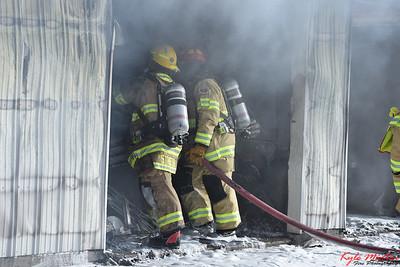 15 112515 BTFD Storage Unit Fire