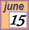 june covers 15